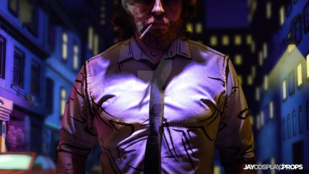Bigby Wolf / The Wolf Among Us (Cosplay) - 05 by JayCosplay