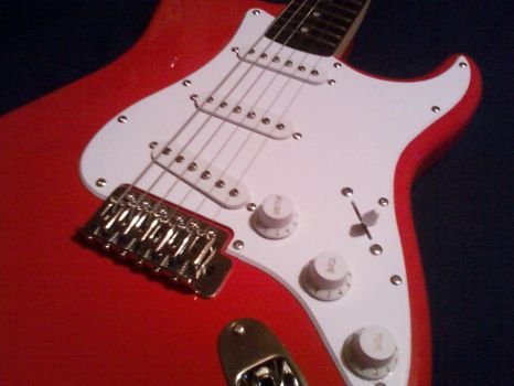 My Beautiful Strat 02 by Naroon-X
