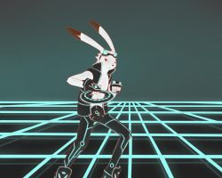King Kazma enters The Grid by ianseanco