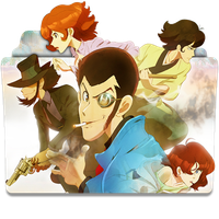 Lupin III Part V v2 by EDSln