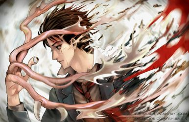 Parasyte by Shumijin