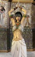Egyption Maiden by Roy3D