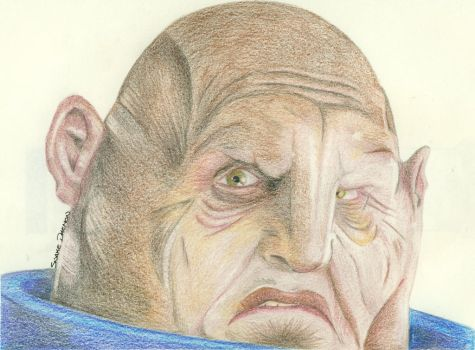 sontaran by snakedaemon