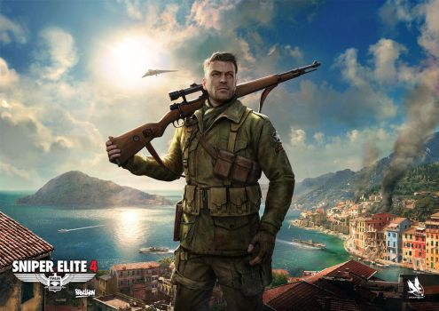 Sniper Elite 4 by atomhawk