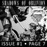Shadows of Oblivion #1 p7 update by Shono