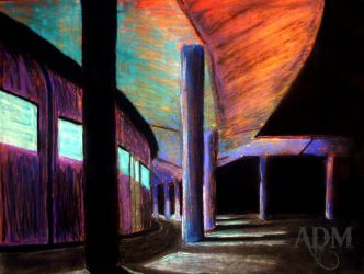 Subway by AndrewMills822