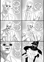 GAL 50 - The Pyramids' Other Secret 6 - p12 by martin-mystere