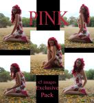 Pink Exclusive Stock by faestock