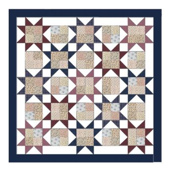my patchwork project by darketta