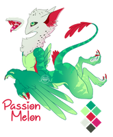 [closed]  Passion Melon by Seoxys6