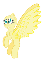 Base #9 - I'm a Pretty Pegasus by Katie-MLP-Bases