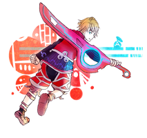 Shulk by Zeighous