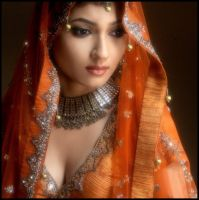 indian beauty. Shireen by indianartsupporter
