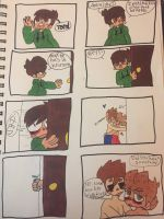 tomtord comic 2 page 1 by PolarFoxArt