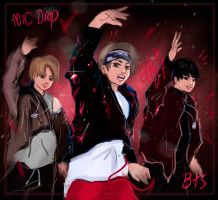 BTS - MIC Drop by effy7