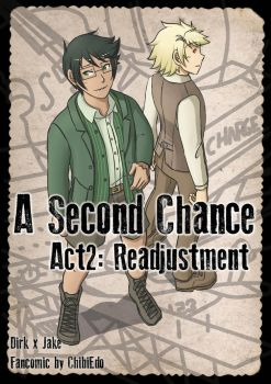 HS - Dirk x Jake - A Second Chance - Act 2 Cover by ChibiEdo
