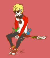HS: Dave Strider by Heartless-Romance