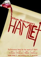 Hamlet by DT1087