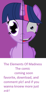 Emements Of Madness by Spankingwriter