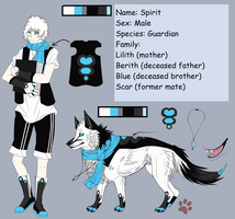 Spirit ref by Vilyuubi