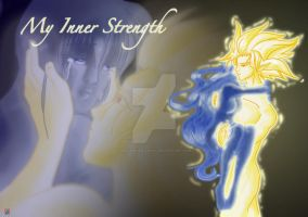 My Inner Strength by red-winged-angel