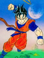 Mystic Future Gohan by stayfrosty2401