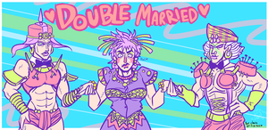 Double Married by DisforDelirium