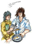 OTP friends - 08.Cooking together by Cranash64