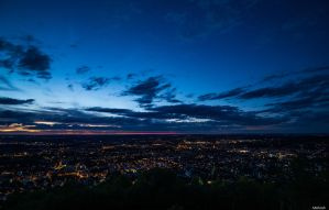 Reutlingen by Merkosh
