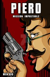 Piero: Mission Impastable by Wenimation