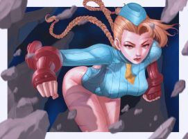 Cammy White by misakiishere