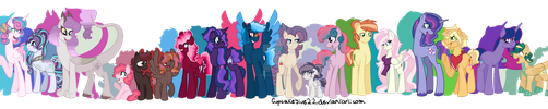 Mlp next gen by Cupcakeblue22