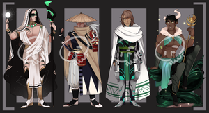 [Adopts] Men IV || USD/AUC || Closed by Clover1