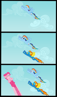 Another day in the sky by Stabzor