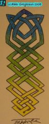 Celtic Knot by Faux-Pseudo
