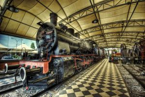 Last Train Home HDR by ISIK5