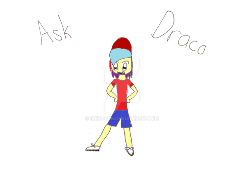 Ask Draco by Icedvore