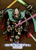 General Grievous by VanDavisArt