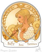 Buffy Summers by MorganeDeMatons
