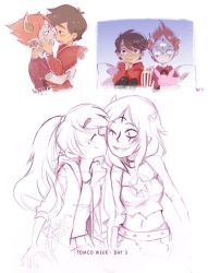 Tomco Week by caly-graphie