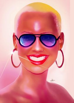 Amber Rose5 by Angelotti37