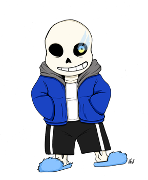 Sans with color by Azuca