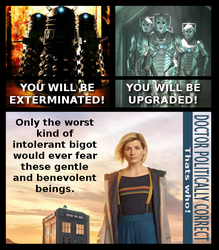 Doctor PC Benevolent Violence by paradigm-shifting