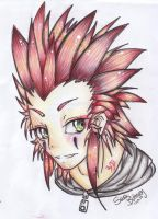 Axel-Colored by Finfy
