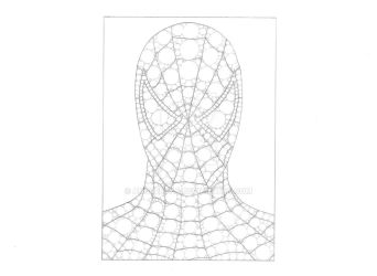 Spiderman by Anqueetas