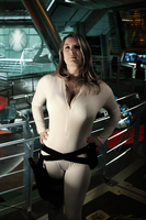 Sharon Carter Cosplay by Hamulas