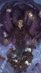 The Outsider by Alteya