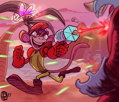 Agent 9 Redraw by ScruffyPalmTrees
