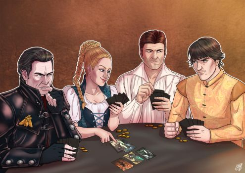 Comm-Gwent by Blueberry-me