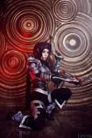 Heroes of the Storm [Diablo 3] Cosplay by Dzikan